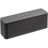Беспроводная стереоколонка Uniscend Cube Rock, темно-серая фото