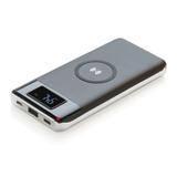 Беспроводной внешний аккумулятор, 10000mAh, черный фото