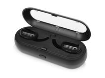 Беспроводные наушники Pals с зарядным чехлом, черные фото