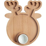 Блюдо Dear Deer, деревянное фото