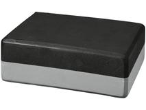 Блок для йоги Lahiri, чёрный фото