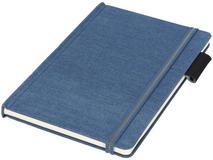 Блокнот А5 Jeans, синий фото