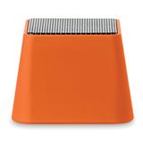 Беспроводная колонка Bluetooth 2.1, оранжевый фото