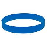 Браслет силиконовый Фантазия-2, синий фото