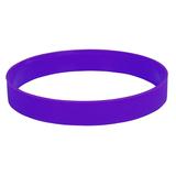 Браслет силиконовый Фантазия-2, фиолетовый фото