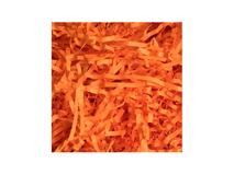 Бумажный наполнитель, оранжевый фото