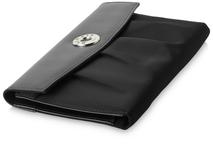Бумажник дорожный Balmain Deauville, черный фото