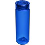 Бутылка для воды Aroundy, синяя фото