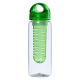 Бутылка для воды с контейнером для фруктов Taste 700мл, зеленый фото