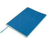 Бизнес-блокнот в клетку thINKme Biggy B5, 256 стр., голубой фото
