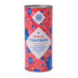 Чай фруктовый Глинтвейн со специями, синий, красный фото