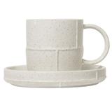 Чайная пара Прованс в подарочной упаковке, белый фото