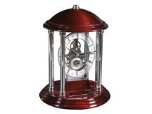 Часы Его превосходительство, серебряный/серый, красный фото
