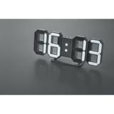 Часы LED с адаптером фото