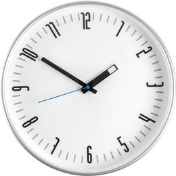 Часы настенные ChronoTop, белые фото