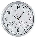 Часы настенные INSERT2, белые фото