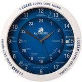 Часы настенные, круглые фото