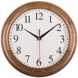 Часы настенные, Орех фото