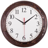 Часы настенные Treecky, мореный дуб фото