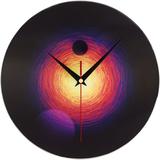 Часы настенные стеклянные Свет далекой звезды фото