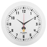 Часы настенные Vivid Large, белые фото