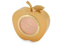 Часы настольные Золотое яблоко фото