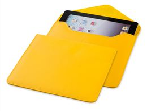 Чехол Boulevard для планшета до 10, желтый фото