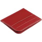 Чехол для карточек Apache, красный фото