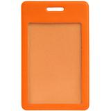 Чехол для пропуска Devon, оранжевый фото