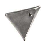 Чехол для наушников LOFT SILVER, серебряный/серый фото