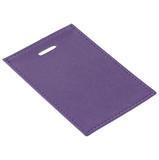 Чехол для пропуска Twill, фиолетовый фото
