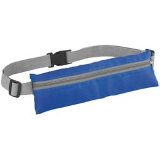 Спортивная поясная сумка On the Run, синяя фото