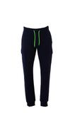 DAMASCO Штаны с карманами, темно-синий фото
