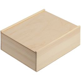Деревянный ящик Timber, большой, неокрашенный фото