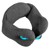 Дорожная подушка Norwick, серая с голубым фото