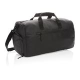 Дорожная сумка Fashion, чёрная фото