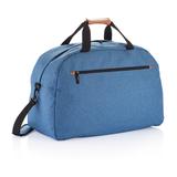 Дорожная сумка Fashion duo tone, синий фото