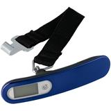 Дорожные весы onBoard Soft Touch, синие фото