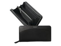 Дорожный кошелек Embrun, чёрный фото
