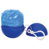 Дождевик Promo, синий фото