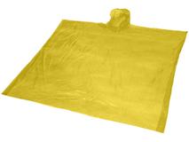 Дождевик Ziva, прозрачный, желтый фото
