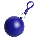 Дождевик в круглом футляре NIMBUS, синий фото