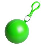 Дождевик в круглом футляре NIMBUS, зеленое яблоко фото