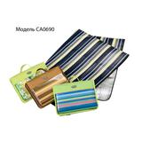 Двусторонний коврик для пикника под заказ фото