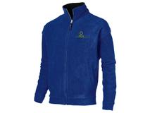 Куртка флисовая Nashville мужская, черный/ синий фото