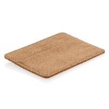 Эко кошелек Cork c RFID защитой, пробковый, коричневый фото
