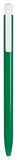 Ручка шариковая ELLE, белый, зеленый фото