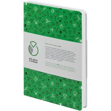 Ежедневник Бизнес-зодиак. Дева, зеленый фото