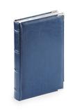 Ежедневник полудатированный Boss, синий фото