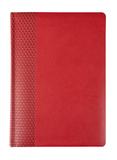 Ежедневник недатированный BRAND, красный фото